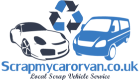 Scrap My Car or Van Logo